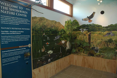 Nature Center at Shorebirds
